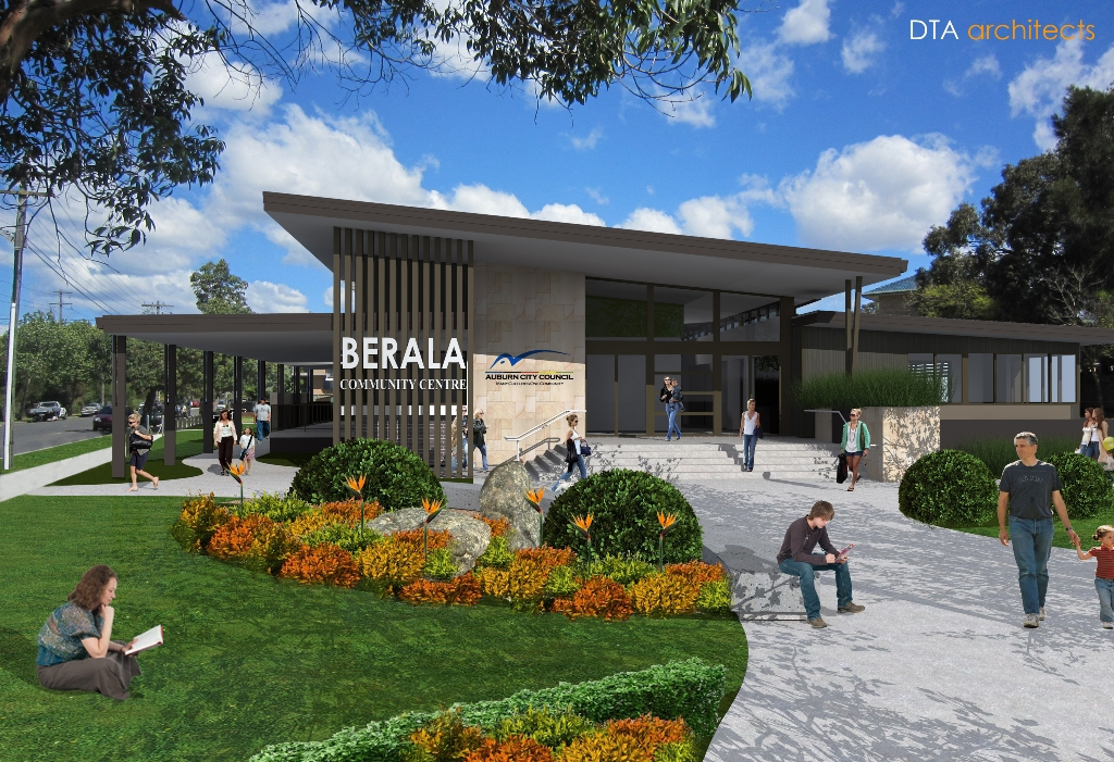 Community Centre, Berala (De Angelis Taylor)