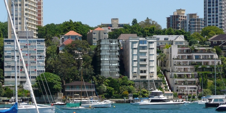 Glencourt darling point project