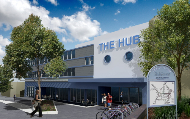 The hub theatre project