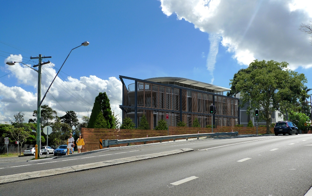 Newcastle st rose bay project