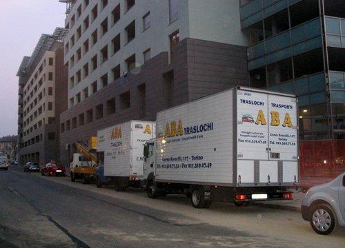furgoni aba per traslochi