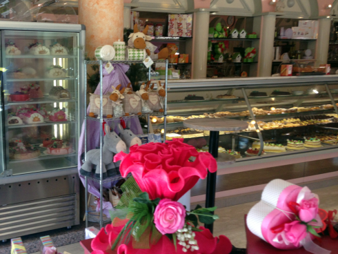 Volete gustare un ottimo semifreddo? Recatevi presso la pasticceria Al Tempio.