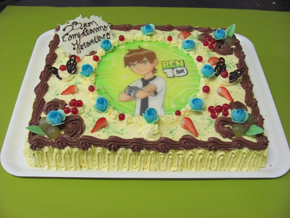 torta compleanno