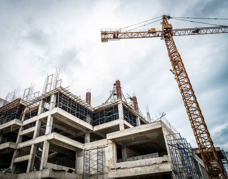 gru e lavori edili