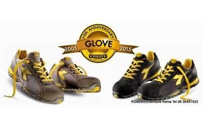decimo anniversario delle scarpe GLOVE