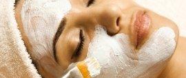 Centro estetico, maschere per il viso