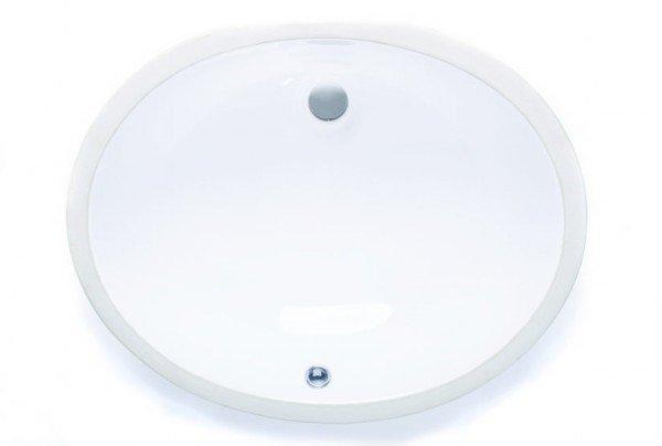 oval undermount sink little rock