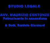 Logo Studio Centonze - Roma