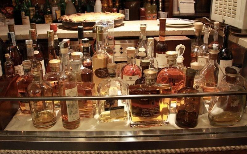 Grappe e cognac
