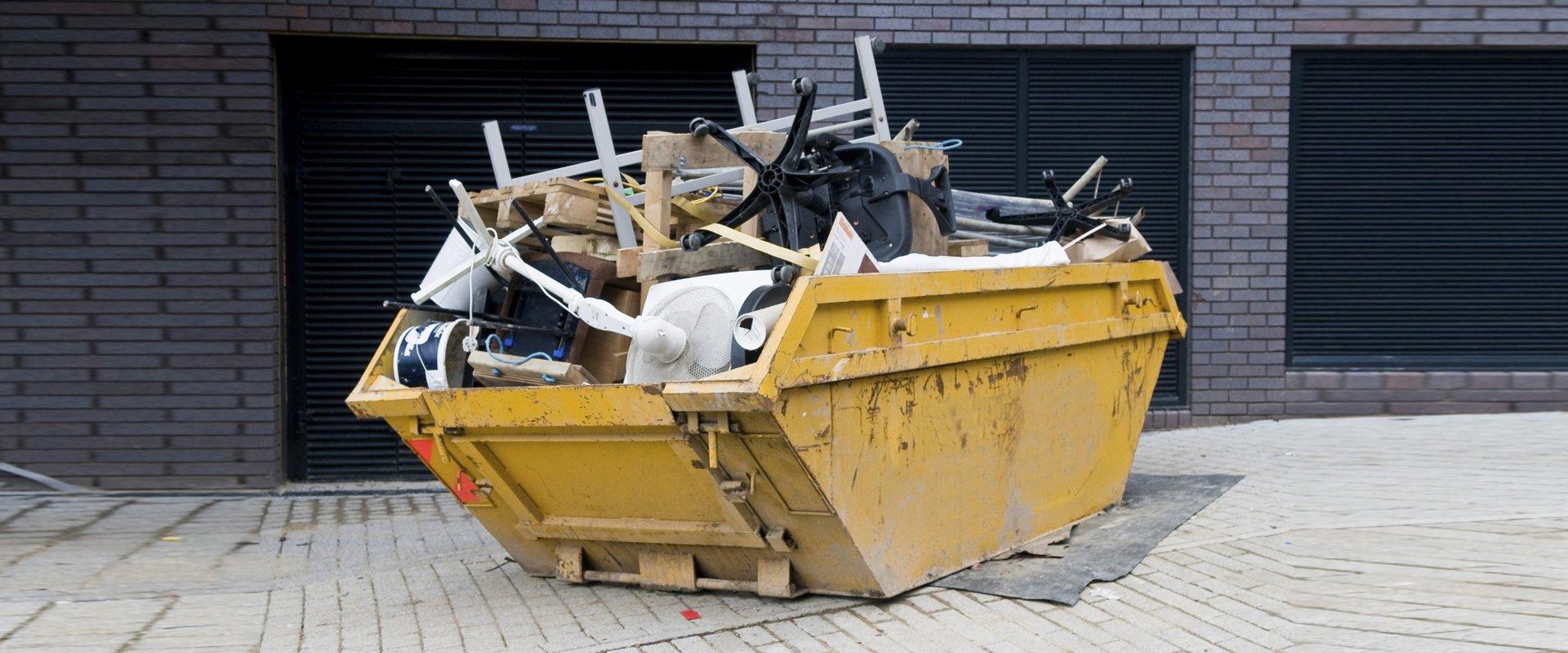Budget Skips For Efficient Waste Removal In Wimborne