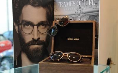 occhiali armani