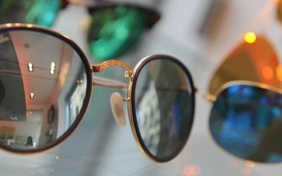 occhiali lenti fumo