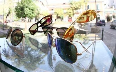 occhiali da sole di design