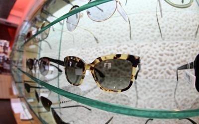 occhiali lenti scure