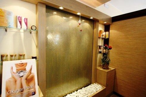 doccia sauna