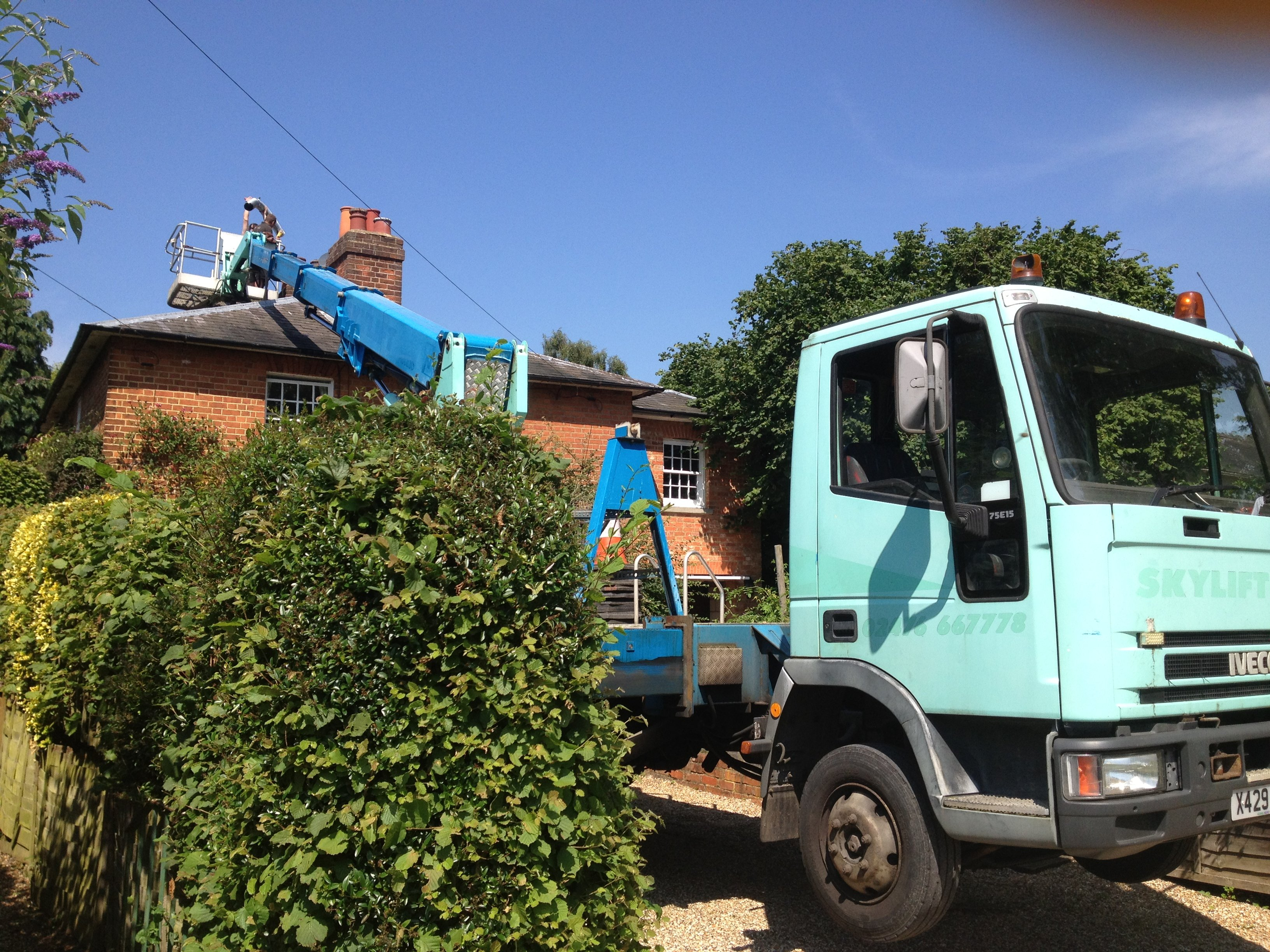 reliable cherry picker