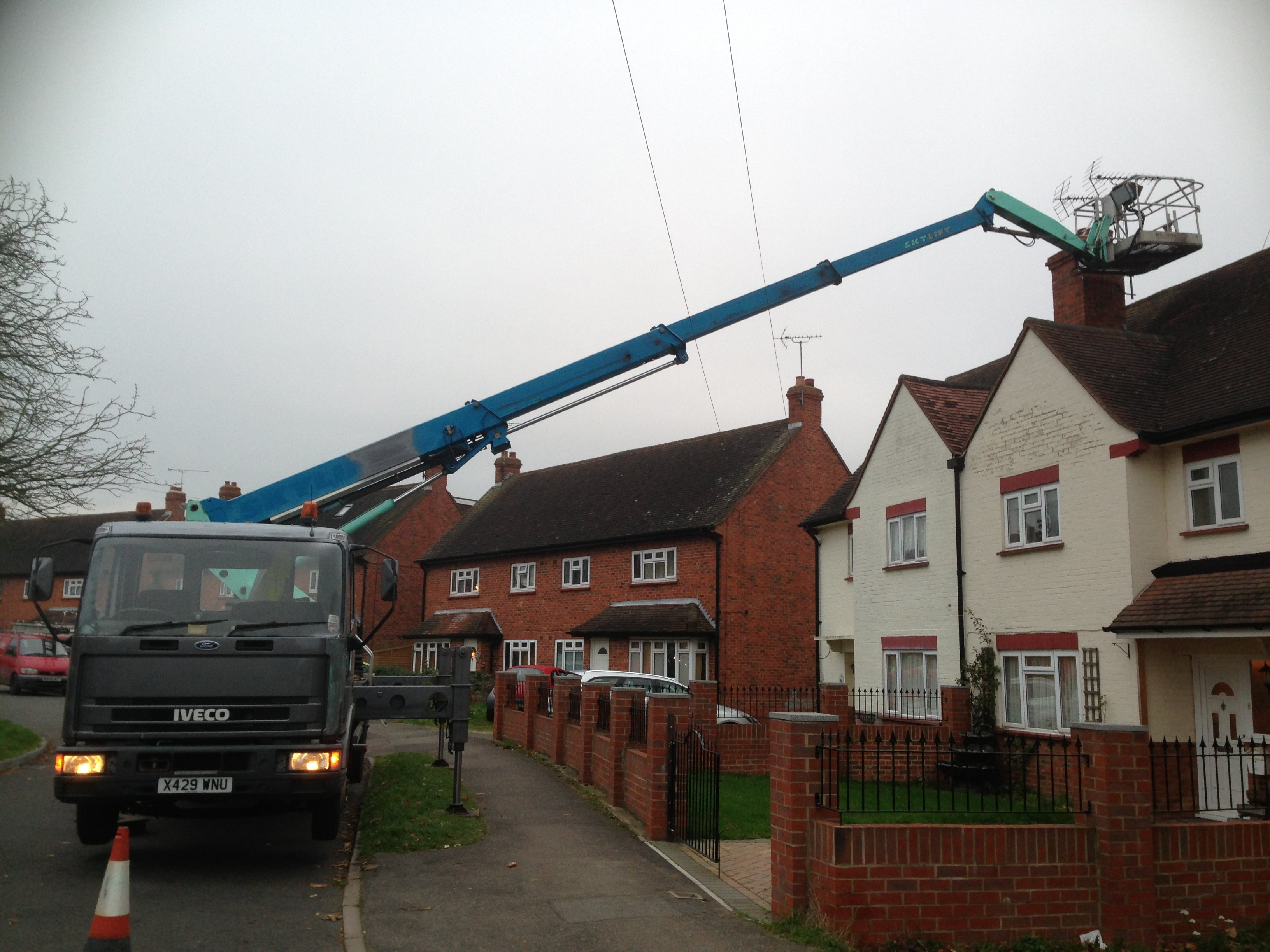 top quality cherry picker