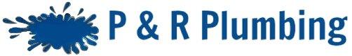 P&R Plumbing logo