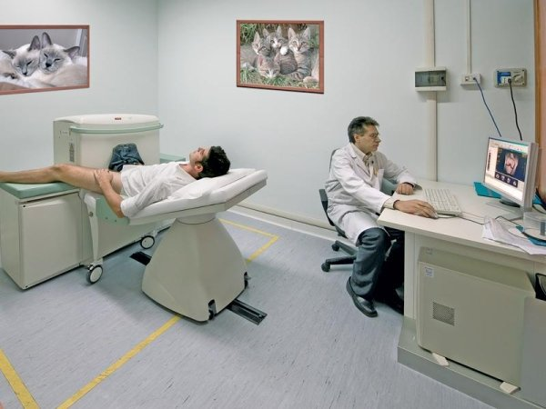 risonanza al ginocchio