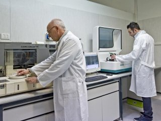 laboratorio di analisi