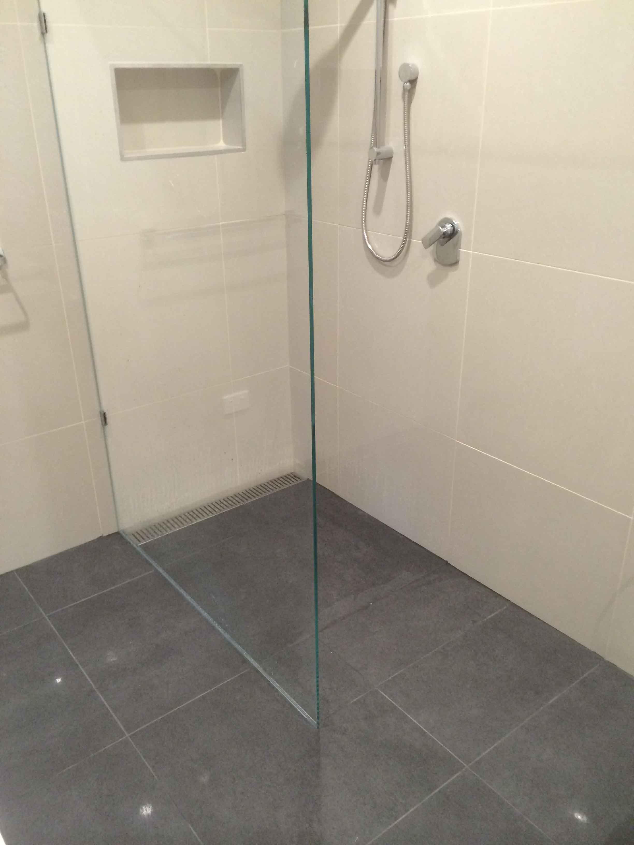 Walk In Showers Specialist Melbourne Master Bathrooms