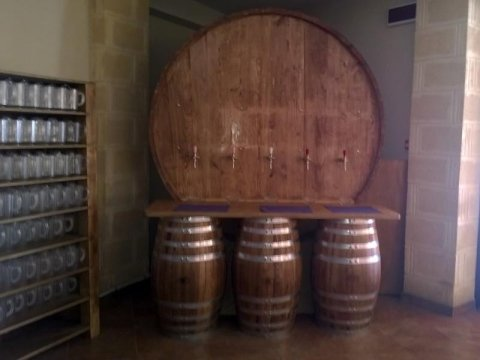 Impianto vino refrigerato