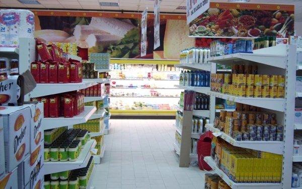 Allestimento corsie supermercato Trapani