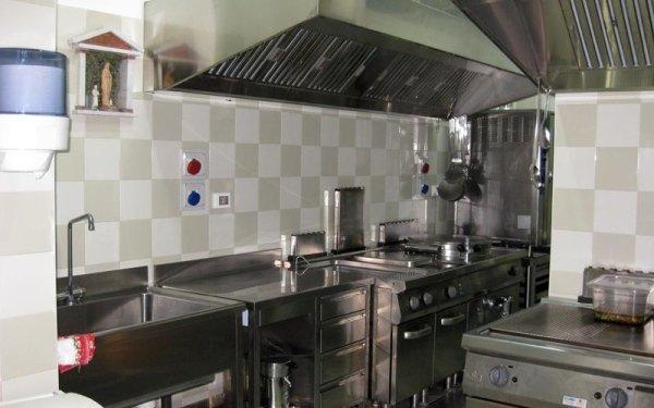 Arredamento ristoranti e cucine