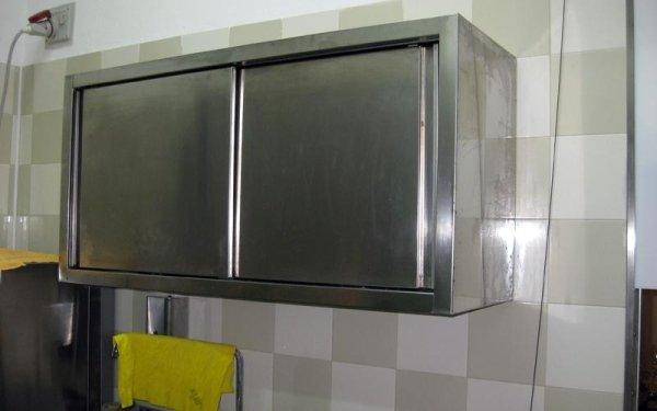 Cucine in acciaio inox