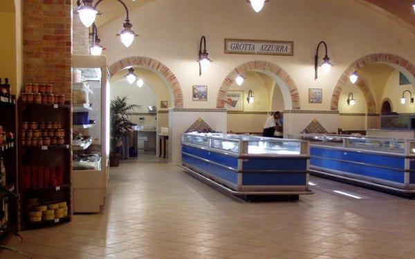 Eurocold: allestimento pescherie a Castelvetrano
