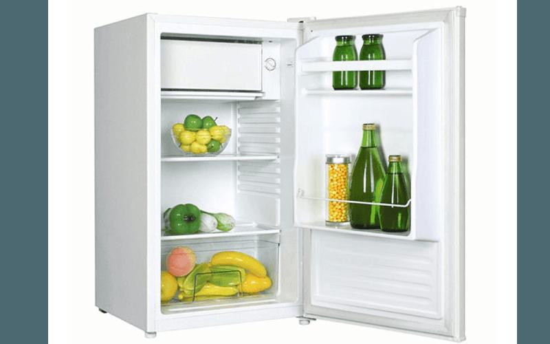 Minifrigo con congelatore