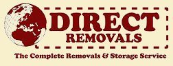 Direct Removals Logo