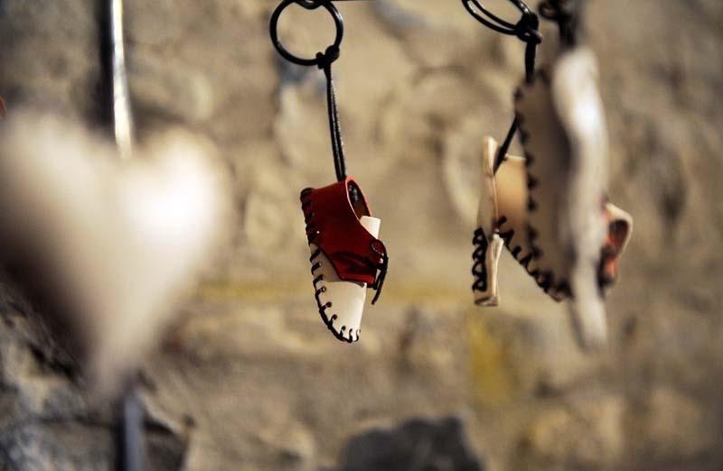 accessori in cuoio