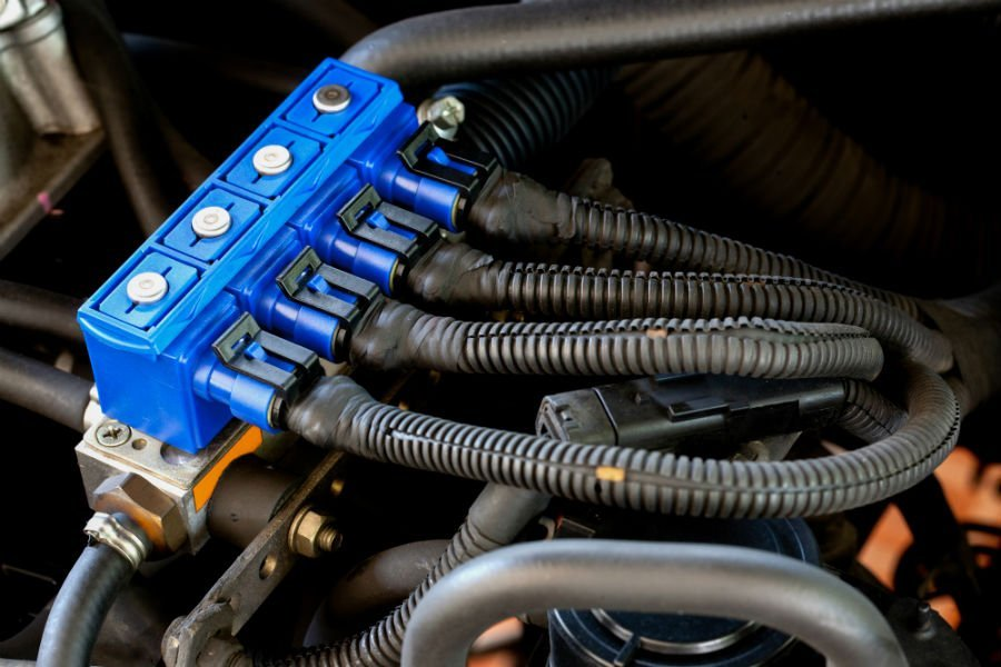 tubi impianto a gpl per auto