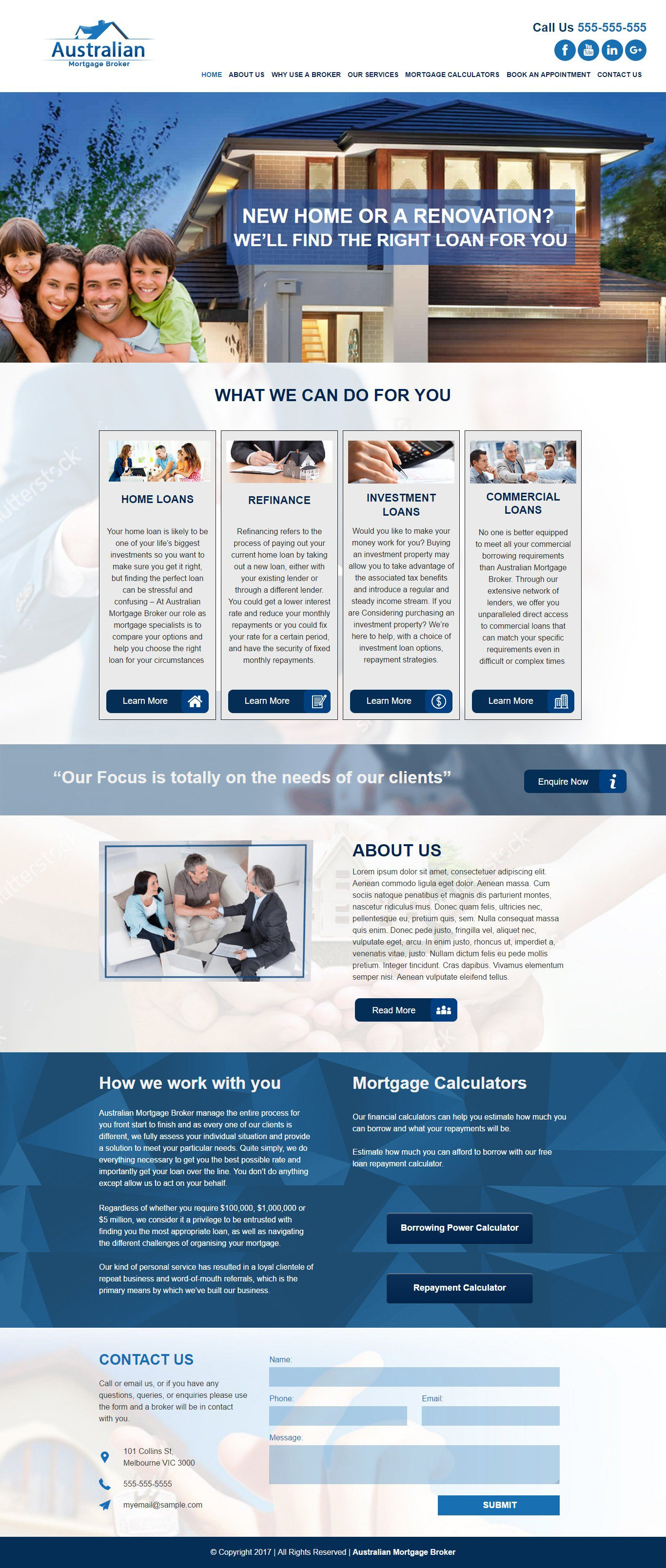 BROKER PORT | The leading Mortgage Broker website platform