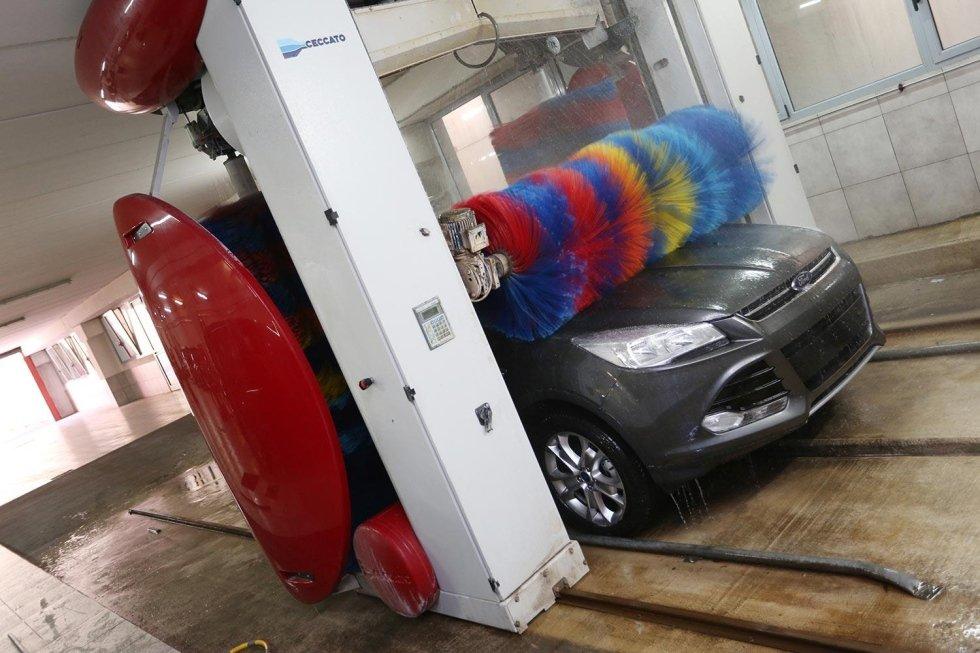 Lavaggio automobili