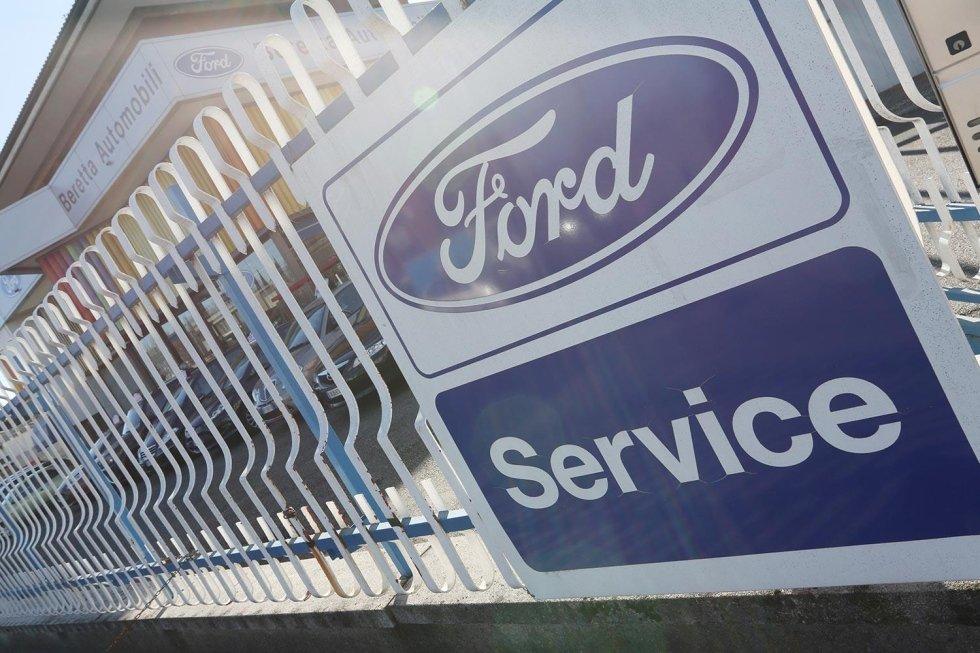 Centro ford service