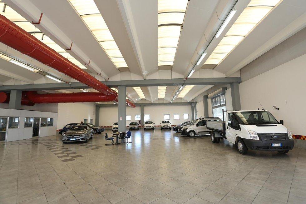 Interno sede beretta automobili