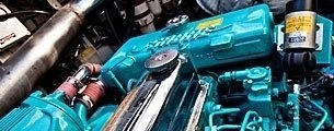 riparazione motori marini