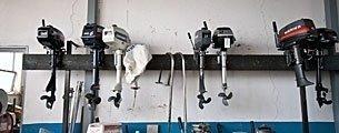 equipaggiamenti per imbarcazioni