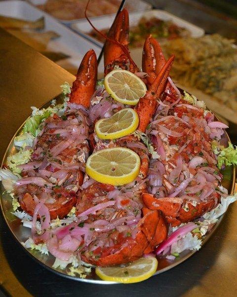 secondi di pesce, menu di pesce