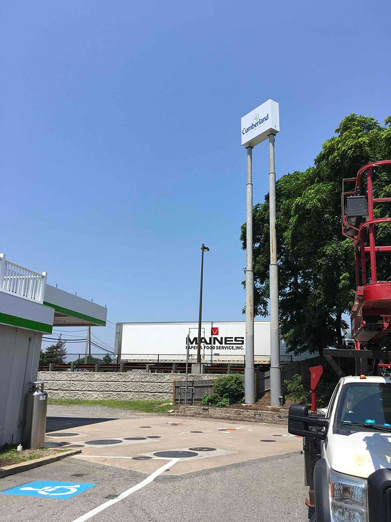 Business Sign Installation Amp Repair T Amp J Electrical