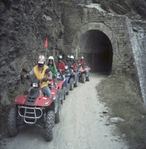 Quad biking excursions