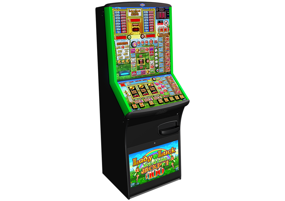 lady luck game machine