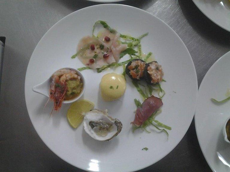 Piatti deliziosi di pesce a Messina- La Vela