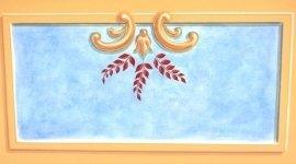 venturini romano - decorazione