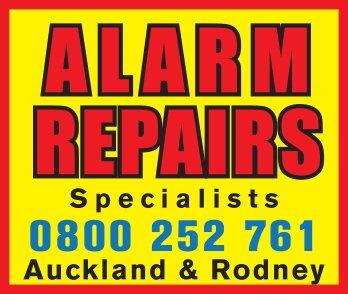 Alarm Repairs Specialists
