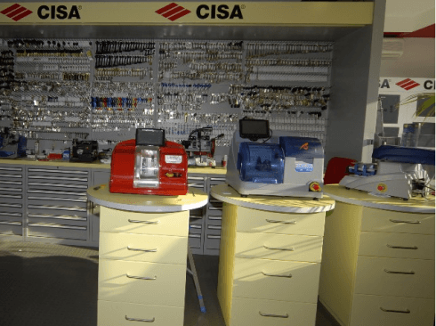 serrature di sicurezza di ogni tipo
