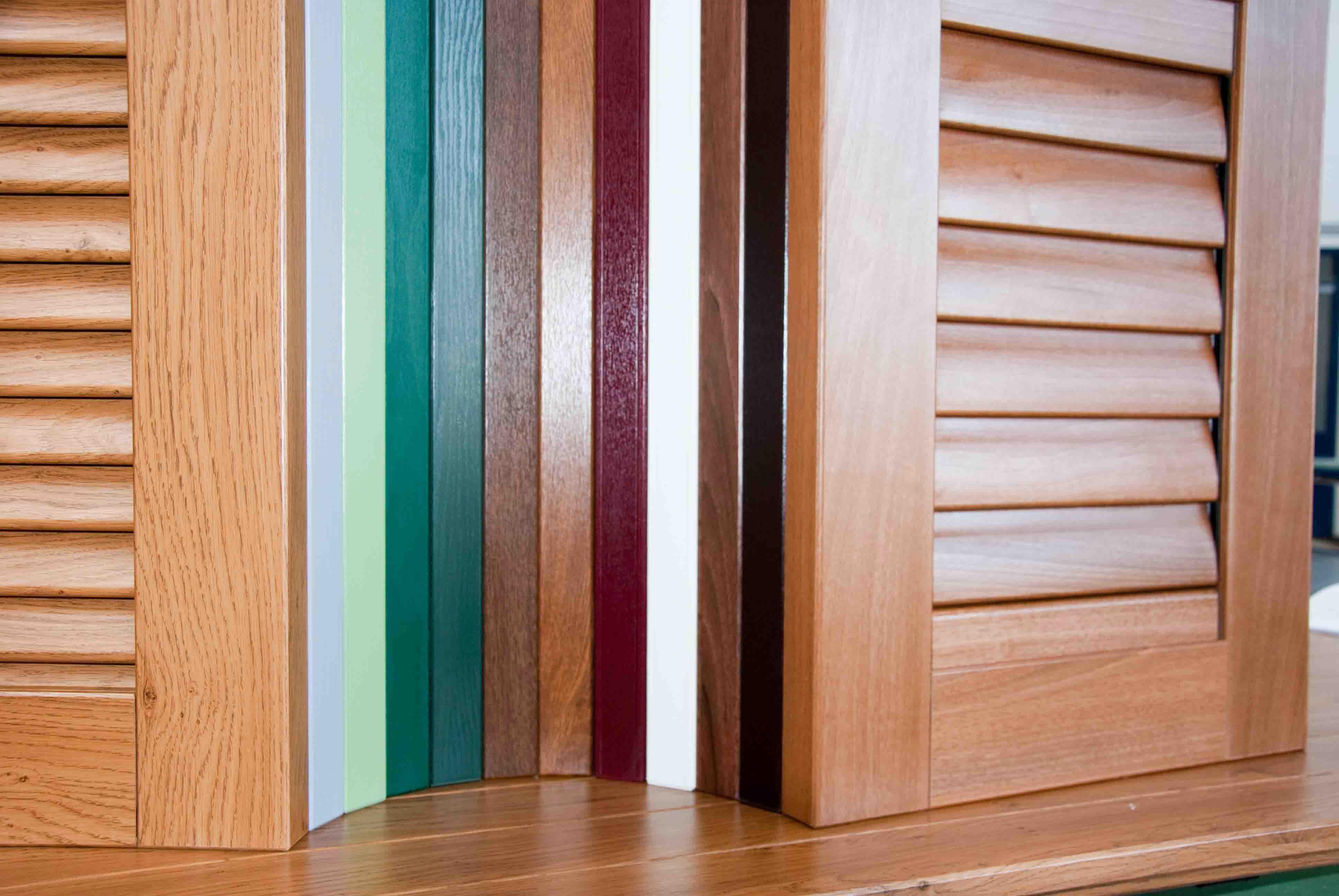 persiane legno