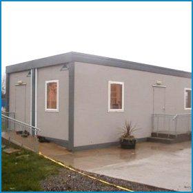Personal Storage  - Bridgend, Wales  - Birchwood Portable Accommodation LTD - Portable accommodation